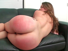 Girls with awesome buttocks have anal sex