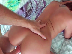 Chase Ryder givcing oral and furthermore getting slammed in her wet cunt