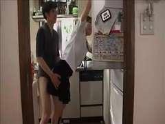 Japanese youthfull sister runs the   (part 1)