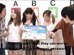 Japanese gameshow clamp 1