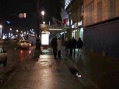 Positively prostitute blows in Saint Petersburg street