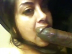 NRI Sexually available mom Sucking Cock