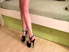 High Heels Get down and dirty