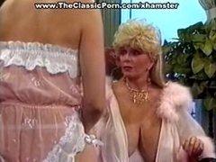 Sexy retro kitten horny seduction