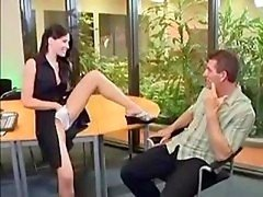 The the unmatched customer today with get a sleazy surprise from the receptionist