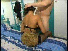 french arab fatima banged in a hotel