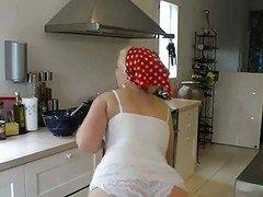 Good Make love In Kitchen
