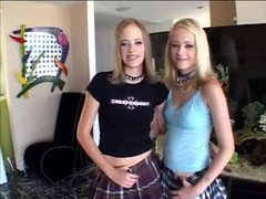 Adult entertainment Twins Cherish Cali Milton Twins Number one Anal