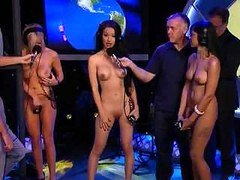 Worlds Strongest Undressed Dame Contest