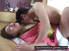 Brutal Japanese legal teen Japanese daughter Violation