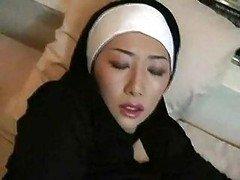 Sakura Sena - The Fine Nun