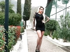 Elena- divinely good-looking and sexy serbian MILF (7)