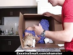 ExxxtraSmall - Small Life Like Doll Fucked