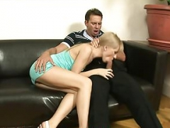 Daughter-In-Law Offers Asshole To Be Fucked by Father in-law