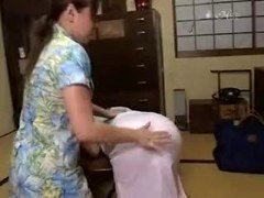 Punishment from completely all moms FFspanking