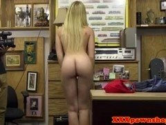 Boobalicious pawnee pounded by horny pawnbroker