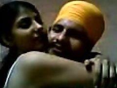 Desi- punjabi couple getting down and dirty