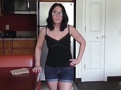 Gianna Appreciate - Summer Job Genital cumshot