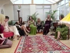 Mistresses Playing With Their Sissy Whores Part-1