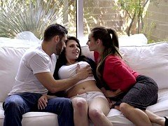 CASSIDY KLEIN MEGAN SAGE HOT TEACHER Bangs STUDENTS