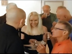 Grown-up cock party