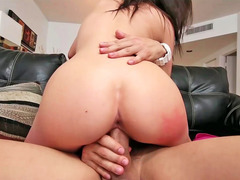 Brooklyn Daniels has her pussy penetrated to settle a debt