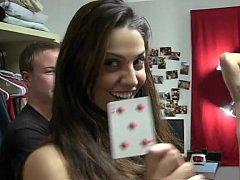 Wonderful dorm poker game