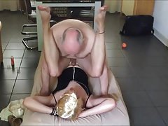 Crossdresser and moreover Old Daddy