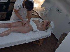 Finest Massage Ever Super Hot BigTits Teen AssFucked
