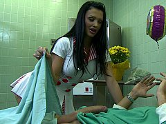 Aletta takes utterly nice care of her patient