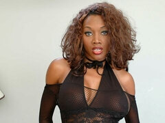 Ebony beauties and their insanely hot bodies