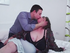 Supplementary Huge mom fucked by kinky son