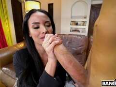 Anissa Kate Takes On Her Biggest Cock