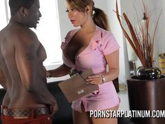 PornstarPlatinum - Ava Devine sperm donor Rod Piper