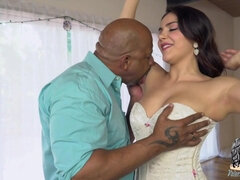 Valentina Nappi Crazy Interracial Porn Video