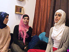 Arab Bachelorette party Turns Into steamy orgy