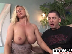 Lucky Step-Mother I´d Like To Fuck Devon Lee Gets Copulated Exciting Touching Step-son