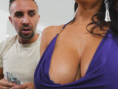 Succulent MILF With Smooth Tanned Skin Seduces Hunged Daddy