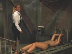 No Escape 2 Maid's Whip Pierces Through Air And moreover Slams Slave