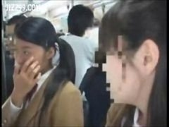 schoolgirl fuecked by geek on bus and besides facial