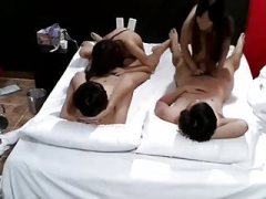 Korean Inexperienced Foursome