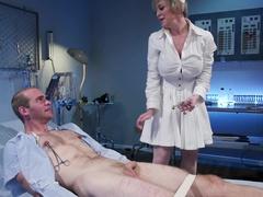 Nurse Williams: Dee Williams Dominates Patient Jonah Marx