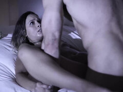 Jaye Summers lets her uncle fuck her & leave a load on her pussy