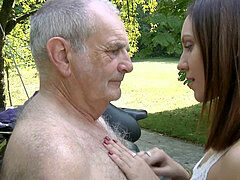 OLD YOUNG PORN - Grandpa Fucks Teen hard-core bj young nymph pussy