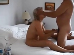 hot huge breasted sexually available mom fucks hubby