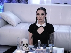 Very Adult Wednesday Addams - Marley Brinx