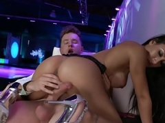 Glamcore mom i`d like to fuck porn star banged in public