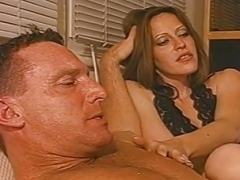 Wife Loves to Contemplate her Husband Makes love a Dude