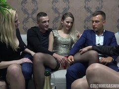 Czech Mega Swingers 21 part 3