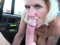Hot eager mom blowjob and also male orgasm